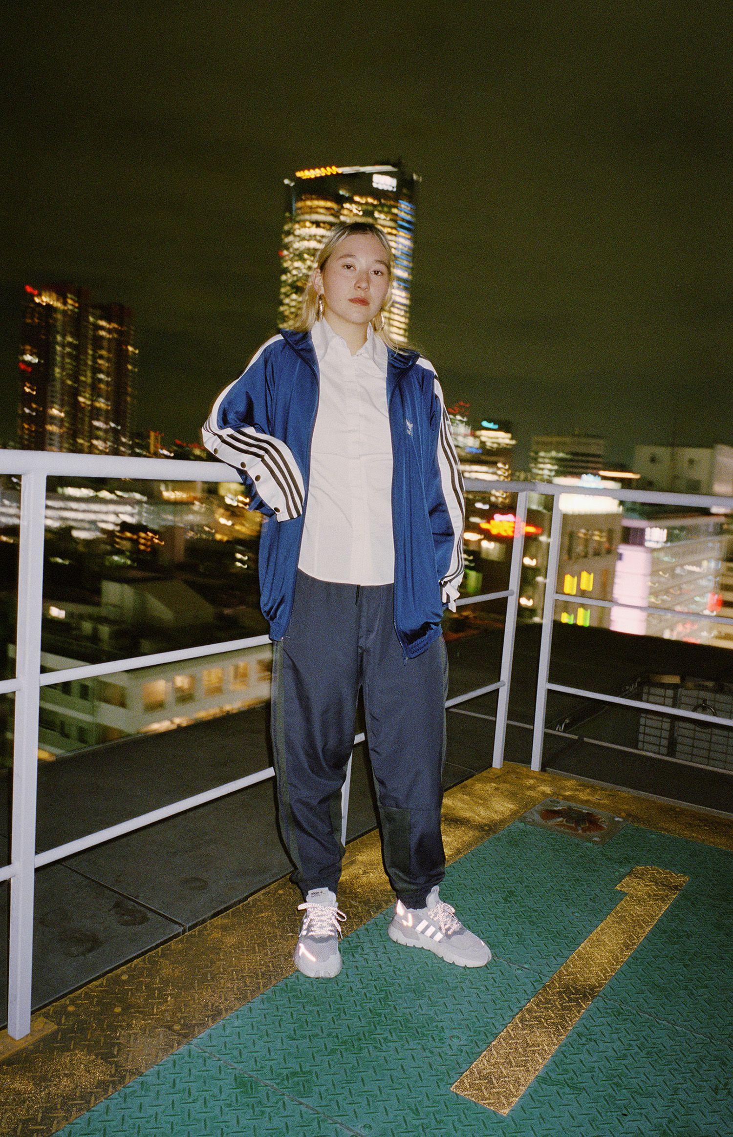 Novi izgled popularnog adidasovog modela tenisica Nite Jogger slavi  kreativce koji žive i stvaraju noću