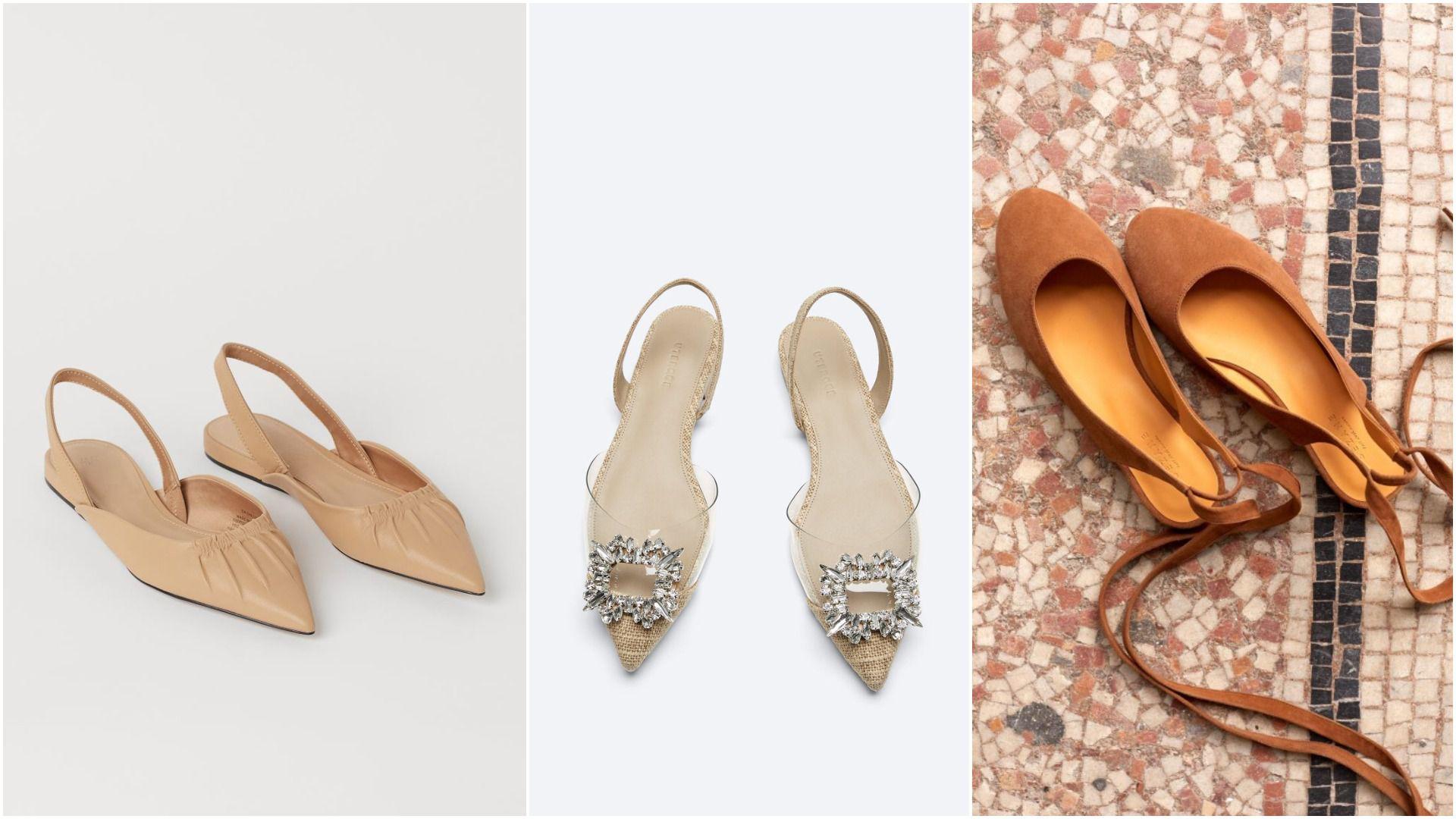 Ako niste tip za potpetice, izaberite neke od super modela balerinki već od stotinjak kuna