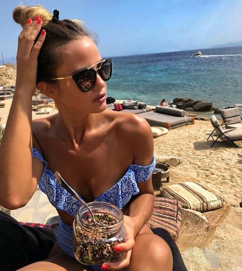 Adriana Đurđević ima torbicu koju smo odmah poželjeli o vlastitom ormaru