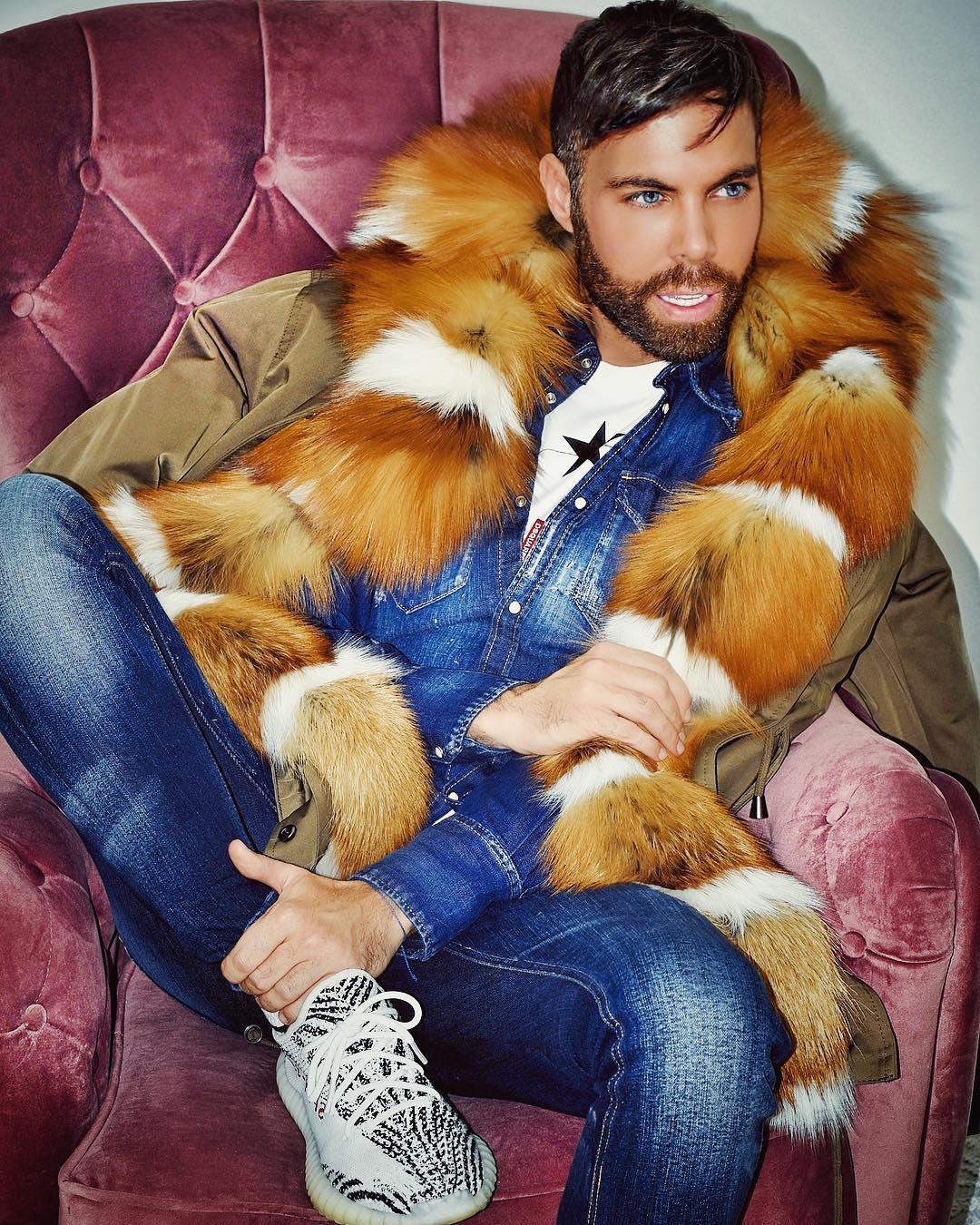 """Marko Grubnić isfurao leopard uzorak pa poručio: """"Život nije savršen, ali vaš  outfit može biti"""""""