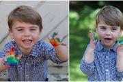 Najslađe fotografije koje ćete danas vidjeti: Kate Middleton fotografirala je princa Louisa za njegov 2. rođendan