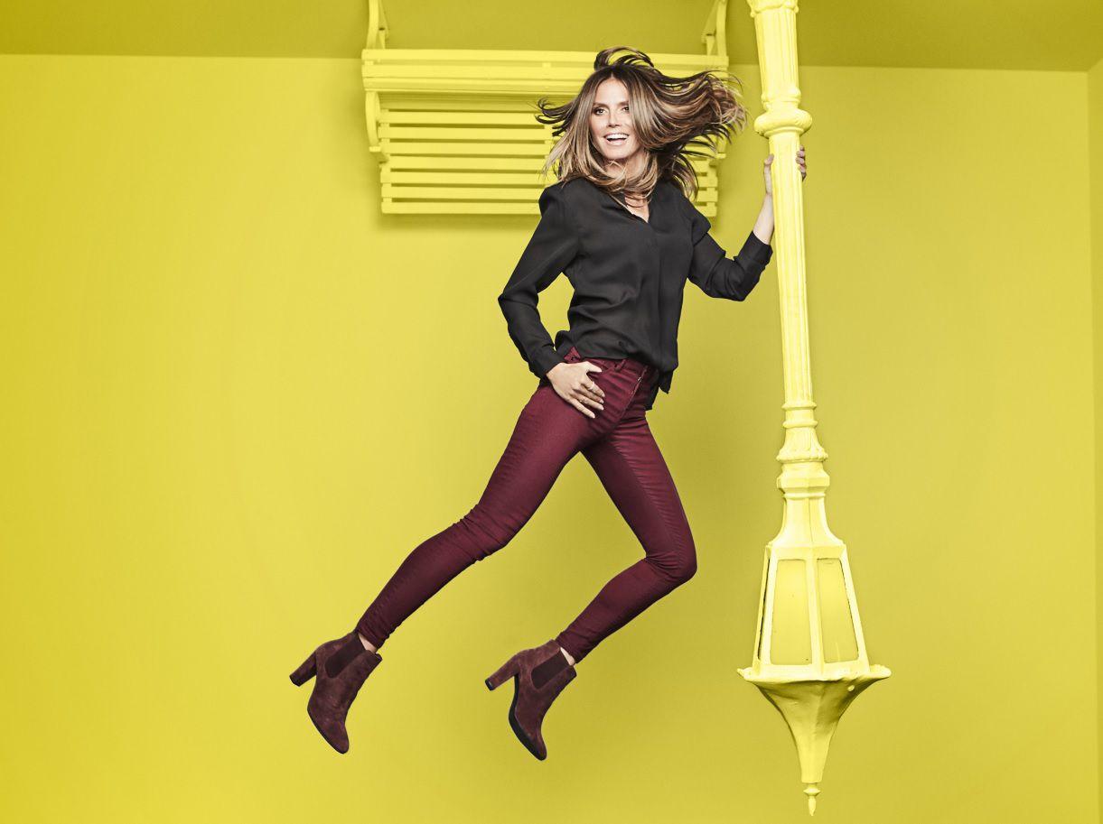 S ove tri kombinacije razdrmajte jesen onako kako to radi Heidi Klum!