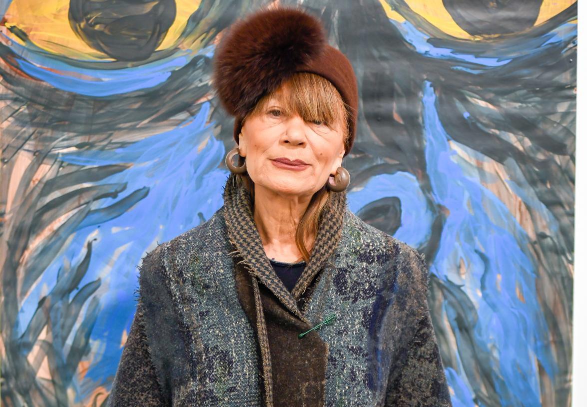 Uvijek svoja: Đurđa Tedeschi pokazala genijalan zimski outfit, a pozornost su ukrale njezine čizme