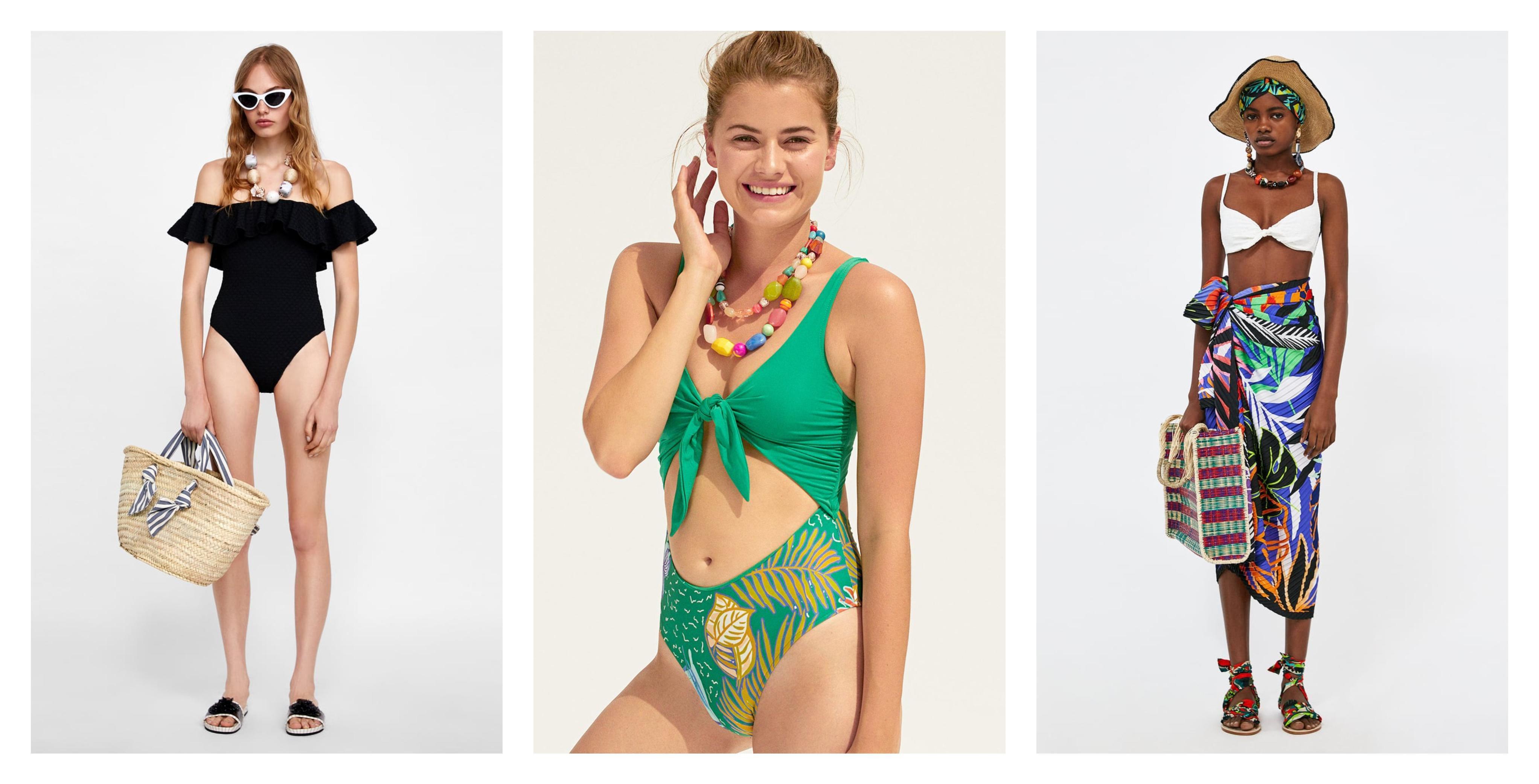 Kako biti stylish i na plaži? Inspiraciju smo potražili u high street trgovinama!