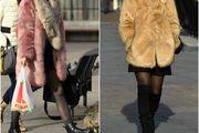 Minica i bunda su dobitna kombinacija, no koja aktraktivna djevojka to bolje nosi?