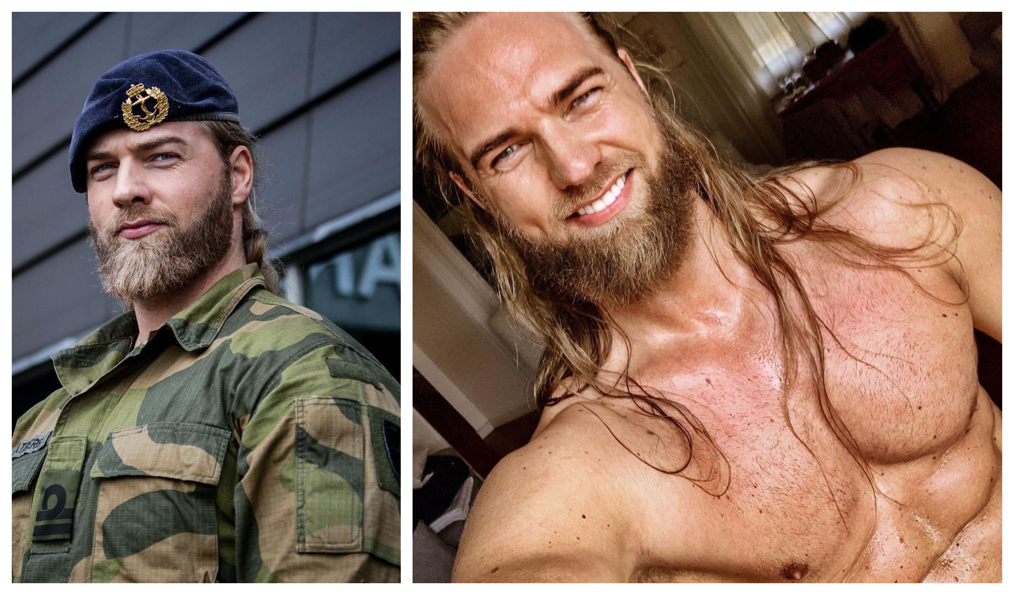 Sjećate li se ovog 'tajnog oružja' NATO-a? Viking s Instagrama i dalje plijeni pažnju!