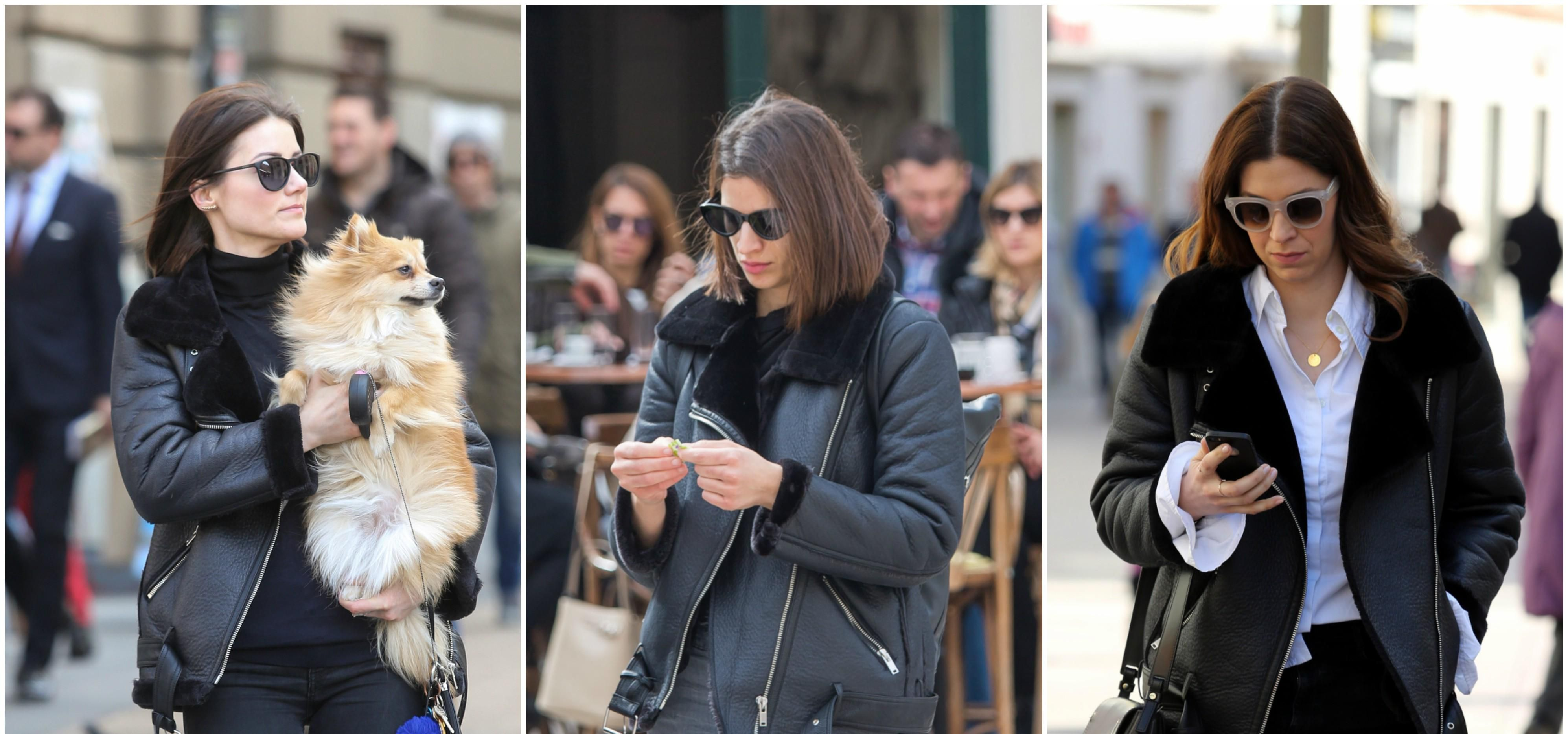 Jedna jakna na tri ljepotice - koja je dama bolje nosi?