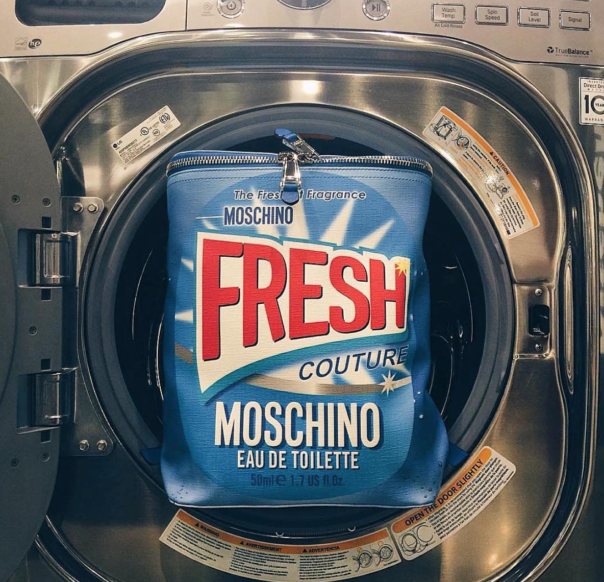 Novi svježi miris Moschina