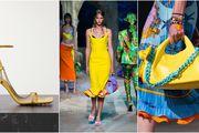 Nosi se boja sunca! Žuta je predstavnica nade, podiže stilsku energiju i naglašava sunčanu stranu garderobe