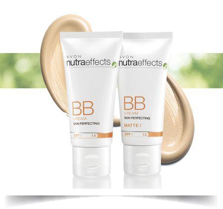 Besprijekorna koža uz Avon NutraEffects BB kremu