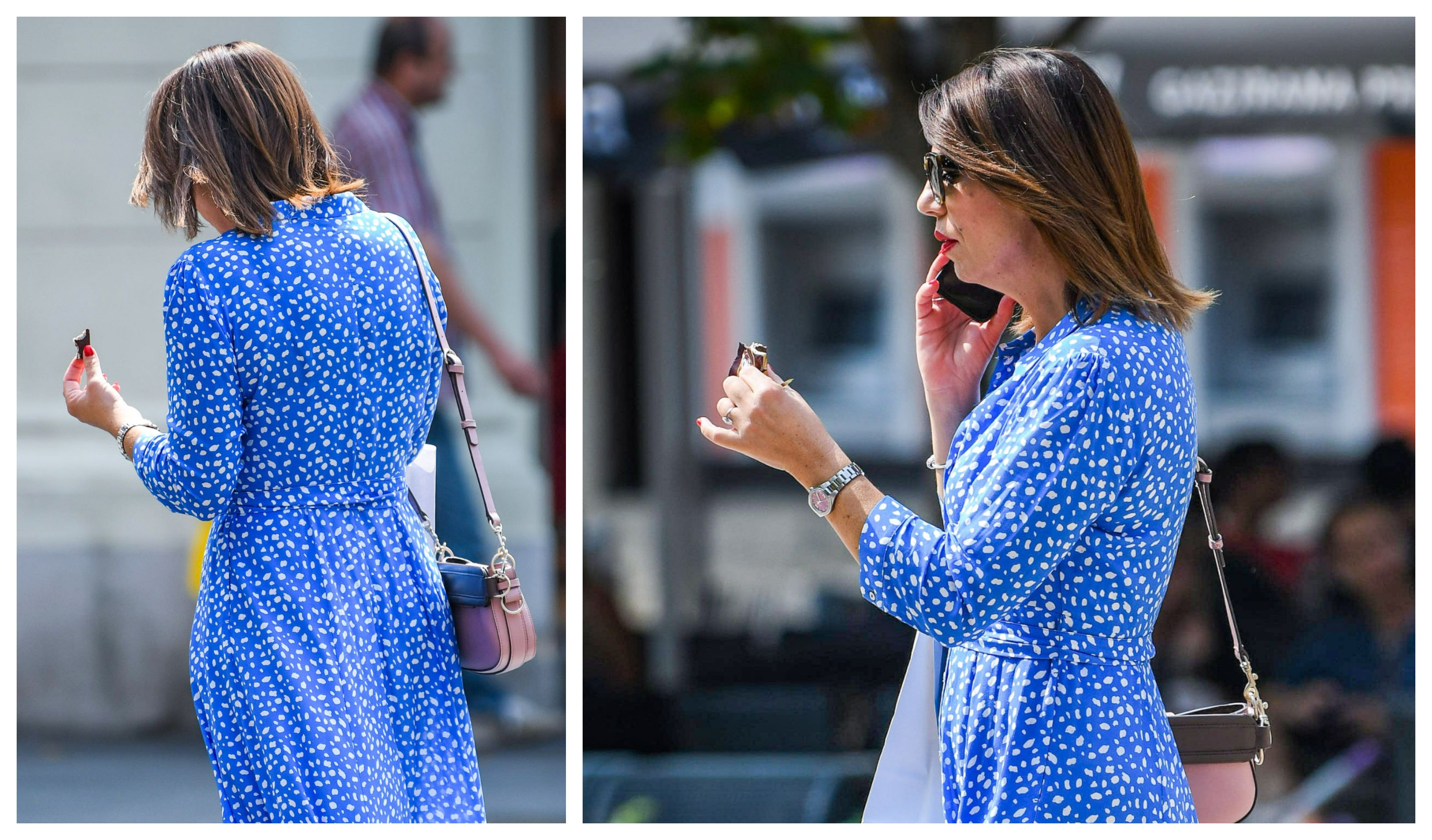 Njena haljina i odlične štikle ukrale su show na zagrebačkom Cvjetnom