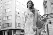 Predivna Iva Šarić Leko u najljepšim haljinama Mie Couture