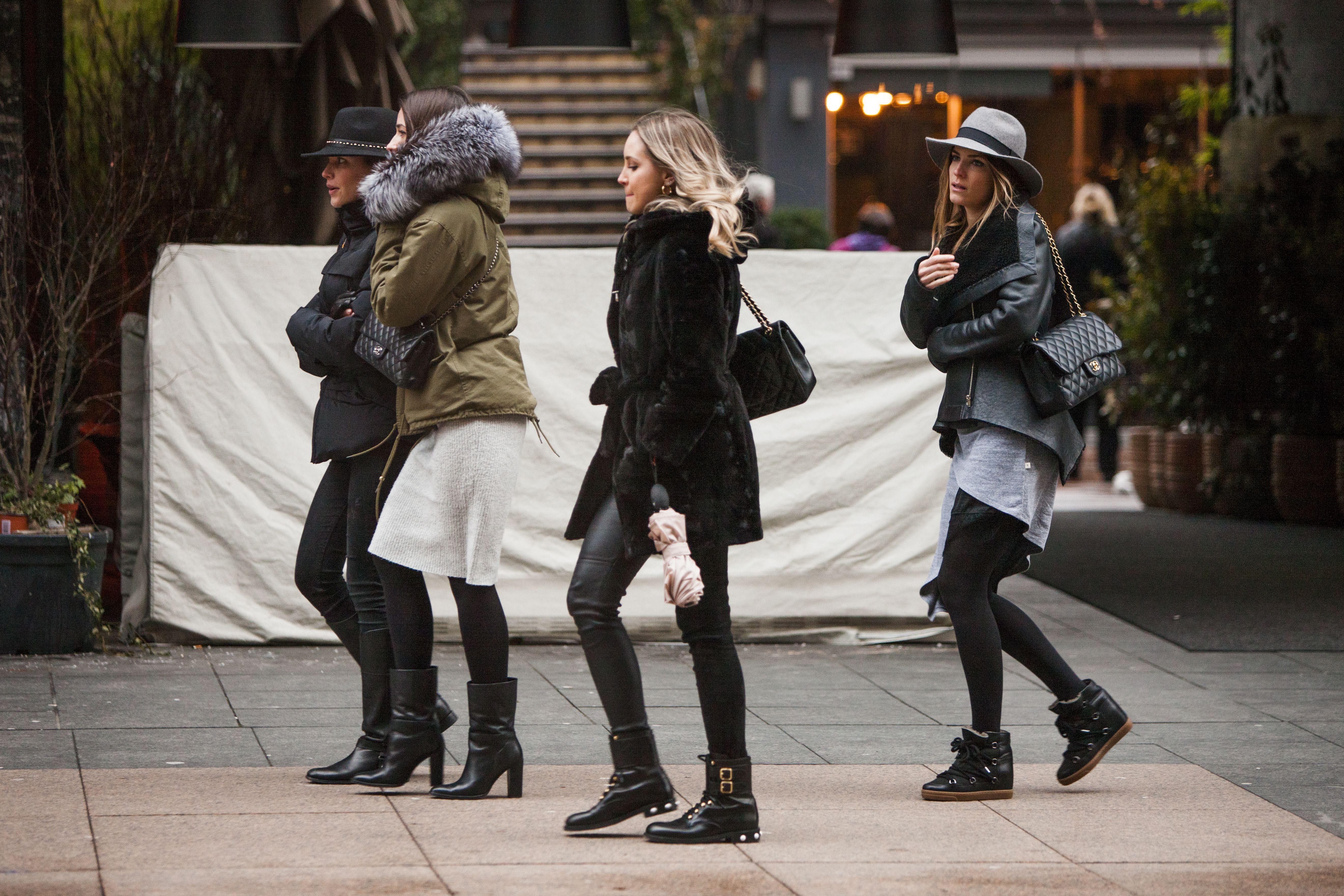 Možete li pogoditi što je zajedničko ovim trima ljepoticama iz centra grada?