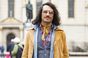 """Miran Kurspahić: """"Nosim jaknu iz second hand shopa, a hlače su sa ženskog odjela"""""""