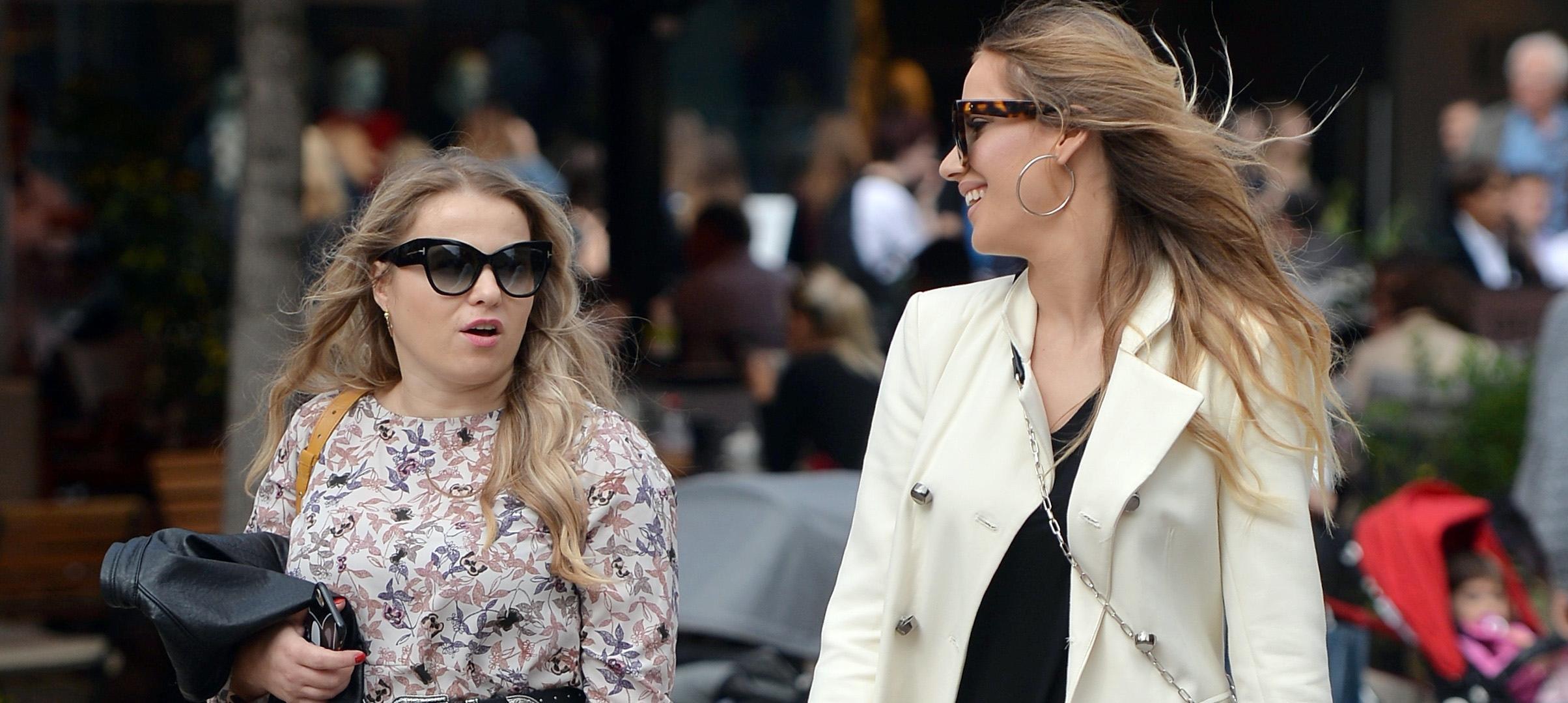 Atraktivne dame prošetale zagrebačkom špicom u fantastičnim odjevnim kombinacijama