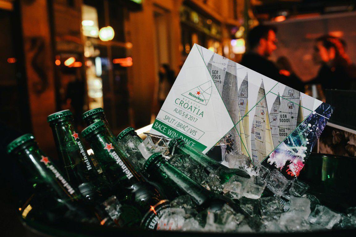 Brojni poznati uživali na predstavljanju Heineken Regatte Croatia 2017 u  La Bodegi