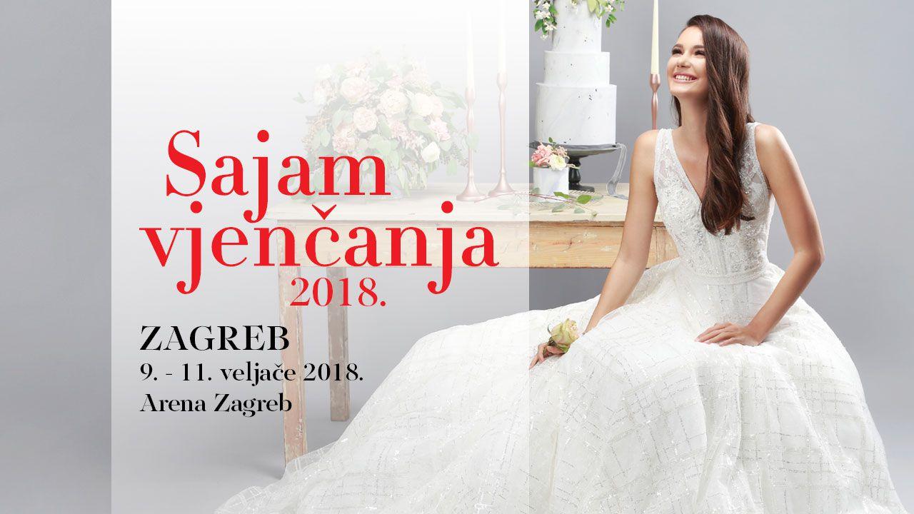 Danas počinje Sajam vjenčanja Zagreb – najveći sajam vjenčane tematike u regiji!