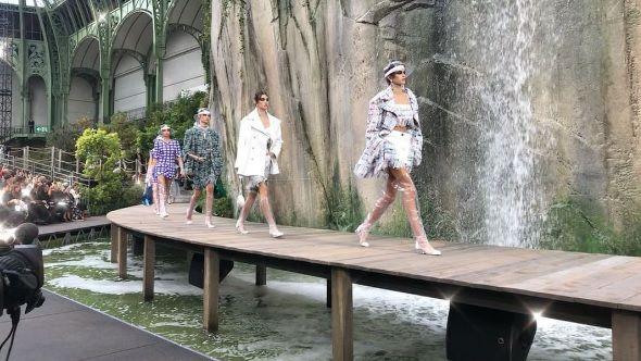 Chanel ima stylish rješenje za kišne dane - biste li ih nosile?