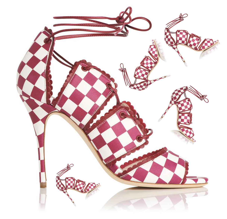 Luksuzne cipele u znaku Hrvatske