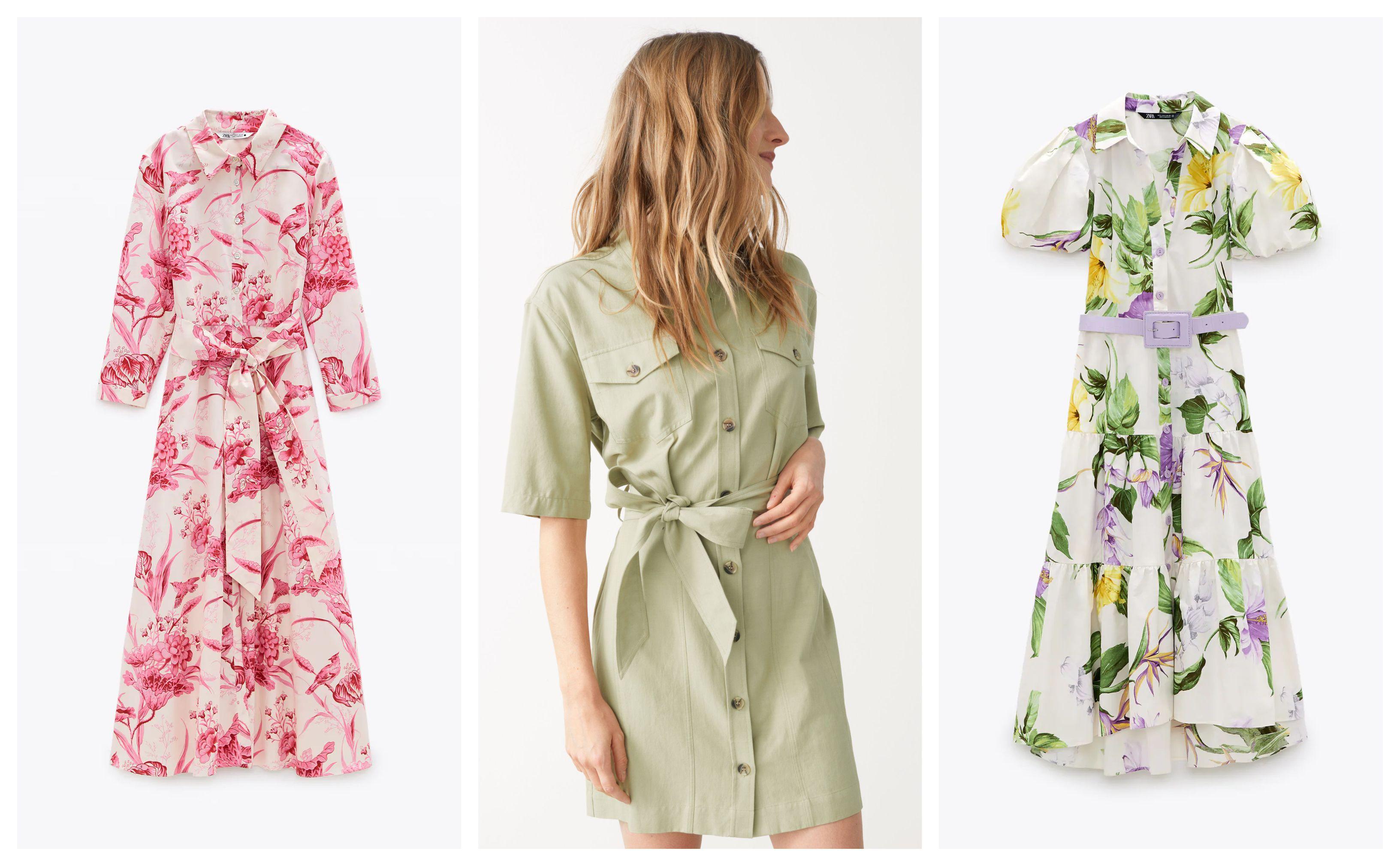 Najstylish odabir za ljetne dane: Haljina-košulja spas je na visokim temperaturama u poslovnom odijevanju
