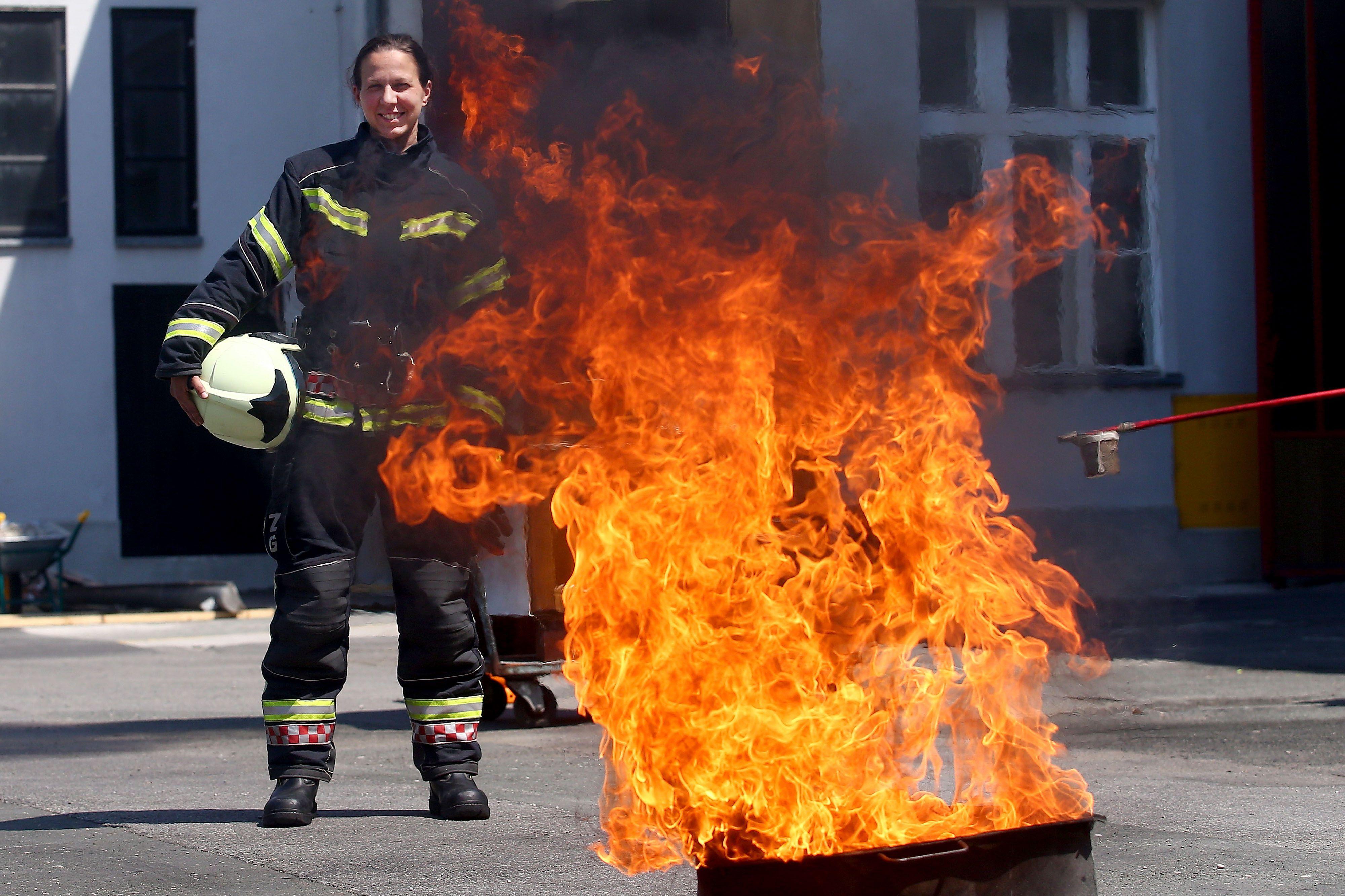 Prva profesionalna zagrebačka vatrogaskinja: 'Nakon zagrebačkog potresa bilo je teško, i fizički i psihički'