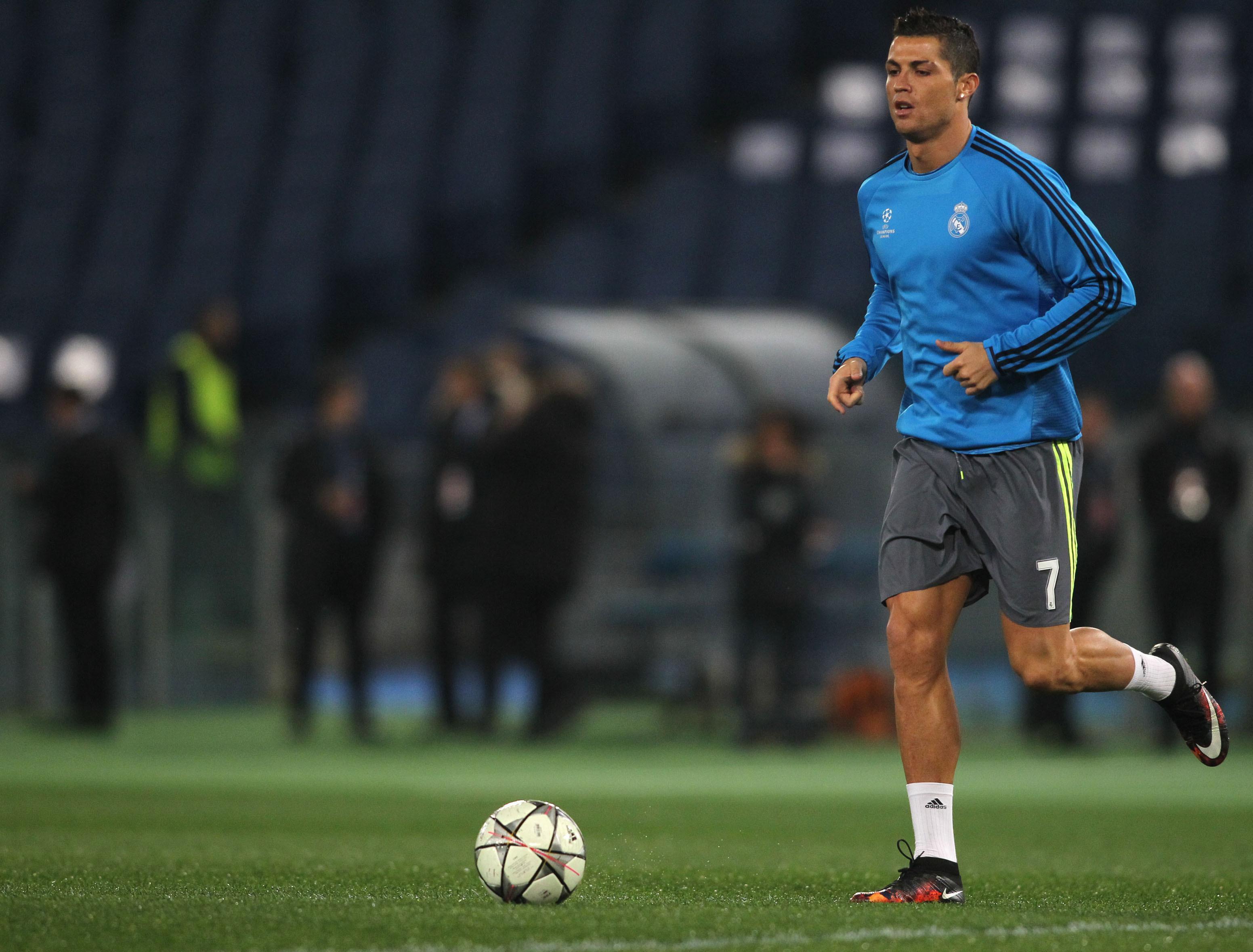 Slab na dizajnersko: Christiano Ronaldo pokazao jednu od najluksuznijih torbi na svijetu