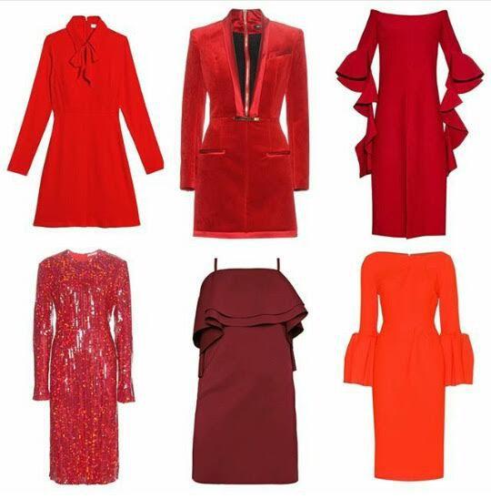Imate li svoju crvenu haljinu?