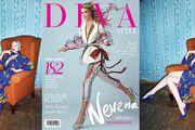 Nova Diva STYLE: Ekscentrične američke aristokratkinje u modnom editorijalu