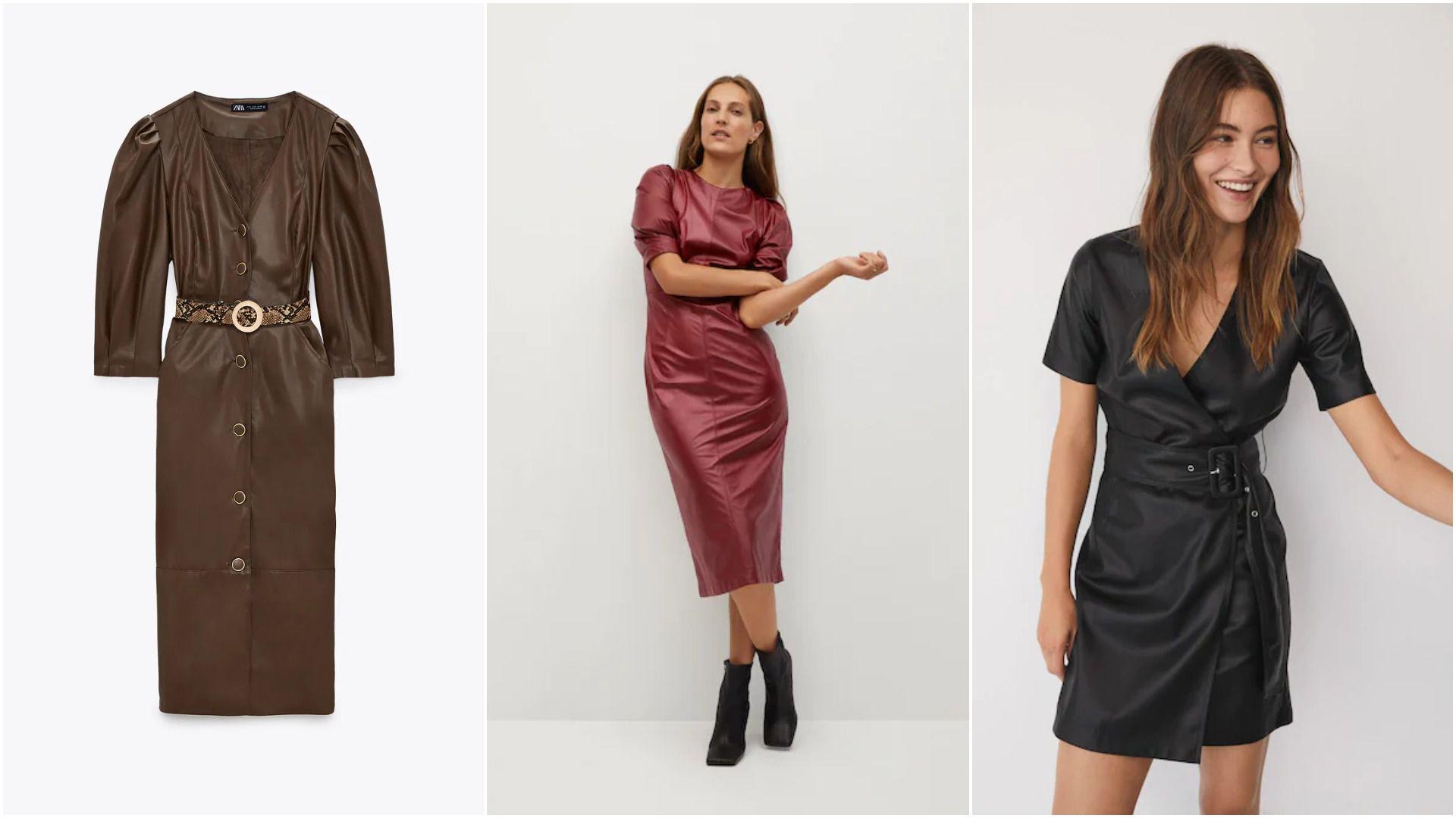 Ponuda haljina od umjetne kože nikad nije bila raznovrsnija: Izdvojili smo modele za svaki stil od 199 kn