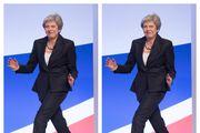 Britanska premijerka: Obožava leopard uzorak i upečatljiv ruž, a i dalje se odijeva po protokolu