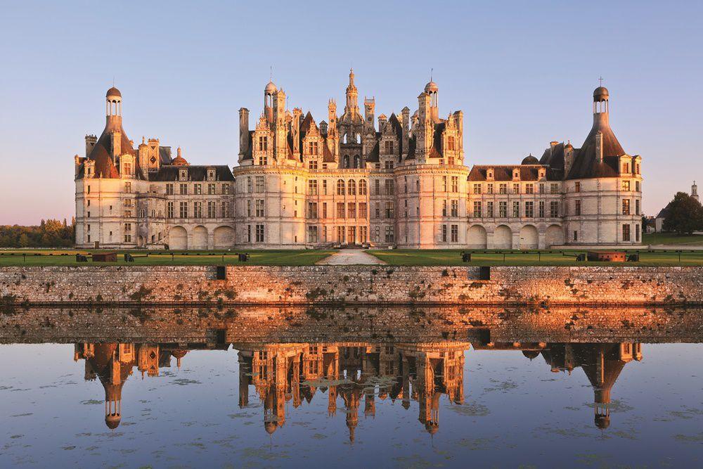 Dolina Loire mjesto je za svaku princezu
