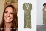 Kate Middleton oduševila pristupačnim modnim odabirom: Nosi haljinu popularnog brenda čija je cijena 79,90 kn