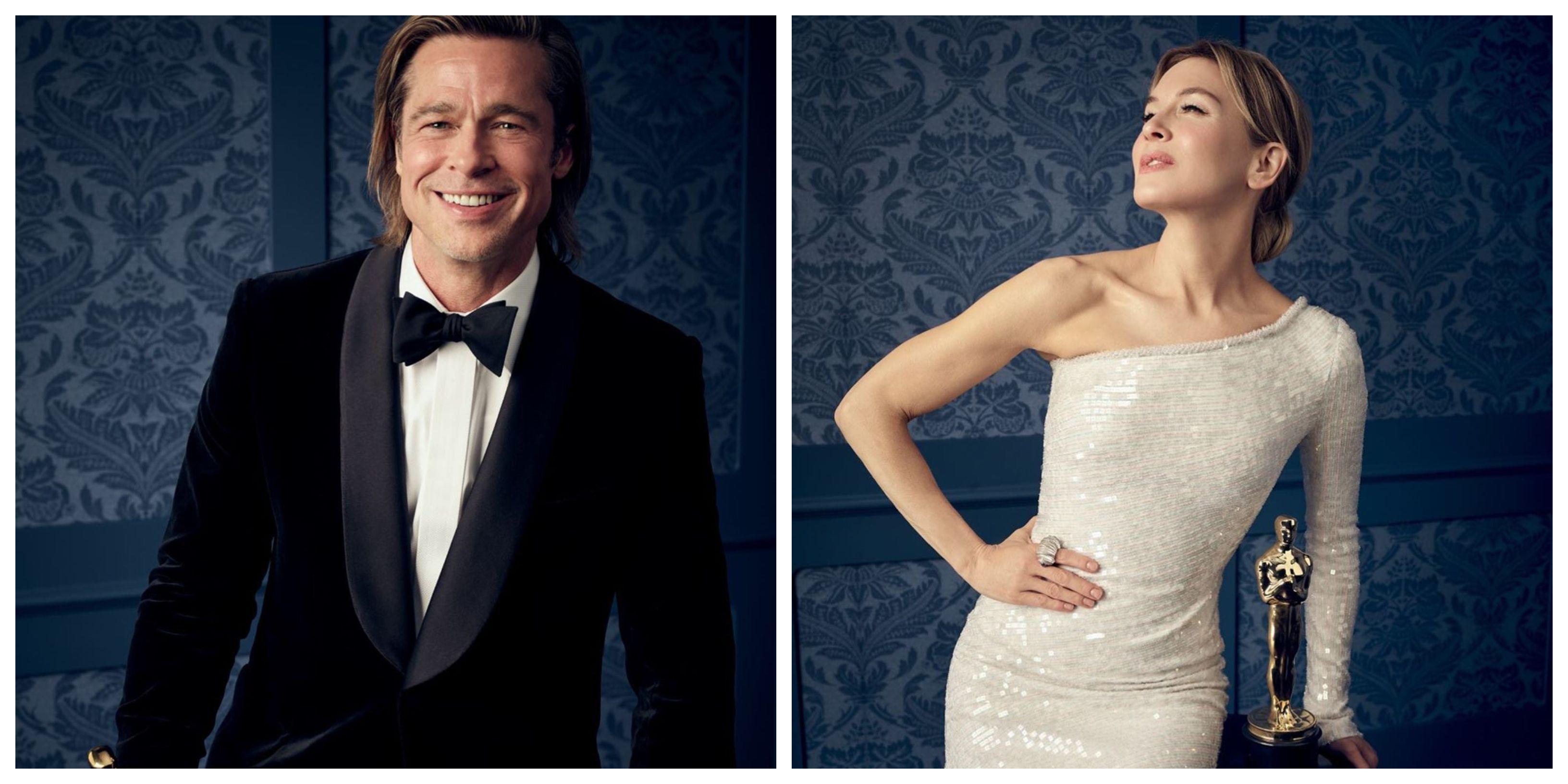 Pogledajte kako su dobitnici Oscara ispozirali sa svojim zlatnim kipićima
