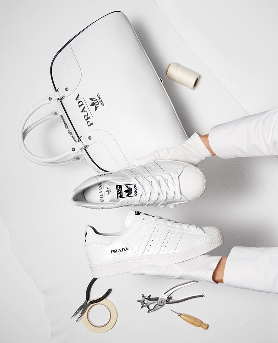 Još jedna u nizu genijalnih suradnji: Prada x adidas Originals