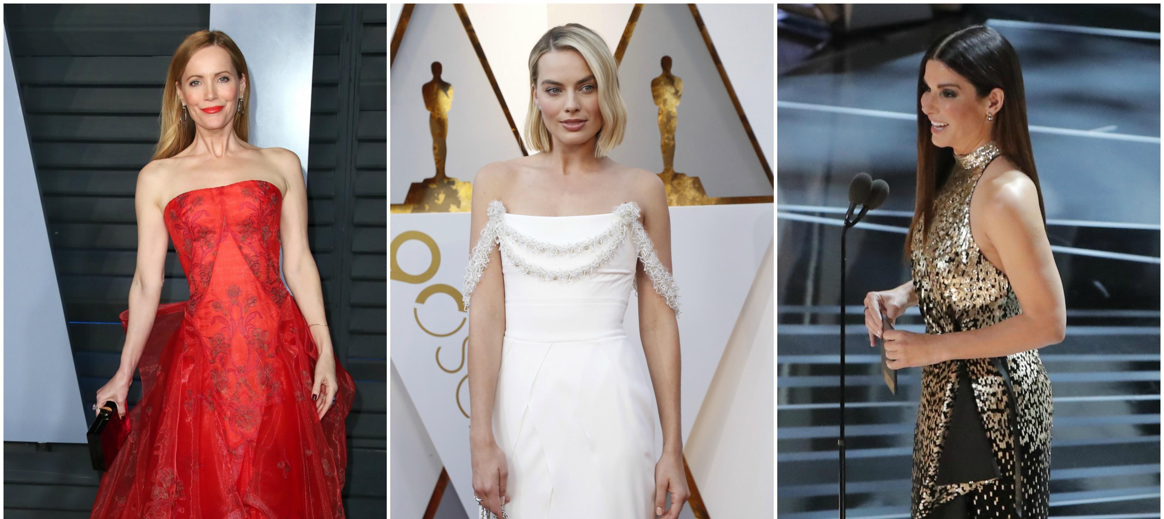 Ovo su neke od rijetkih dama koje su zablistale na ovogodišnjoj dodjeli Oscara