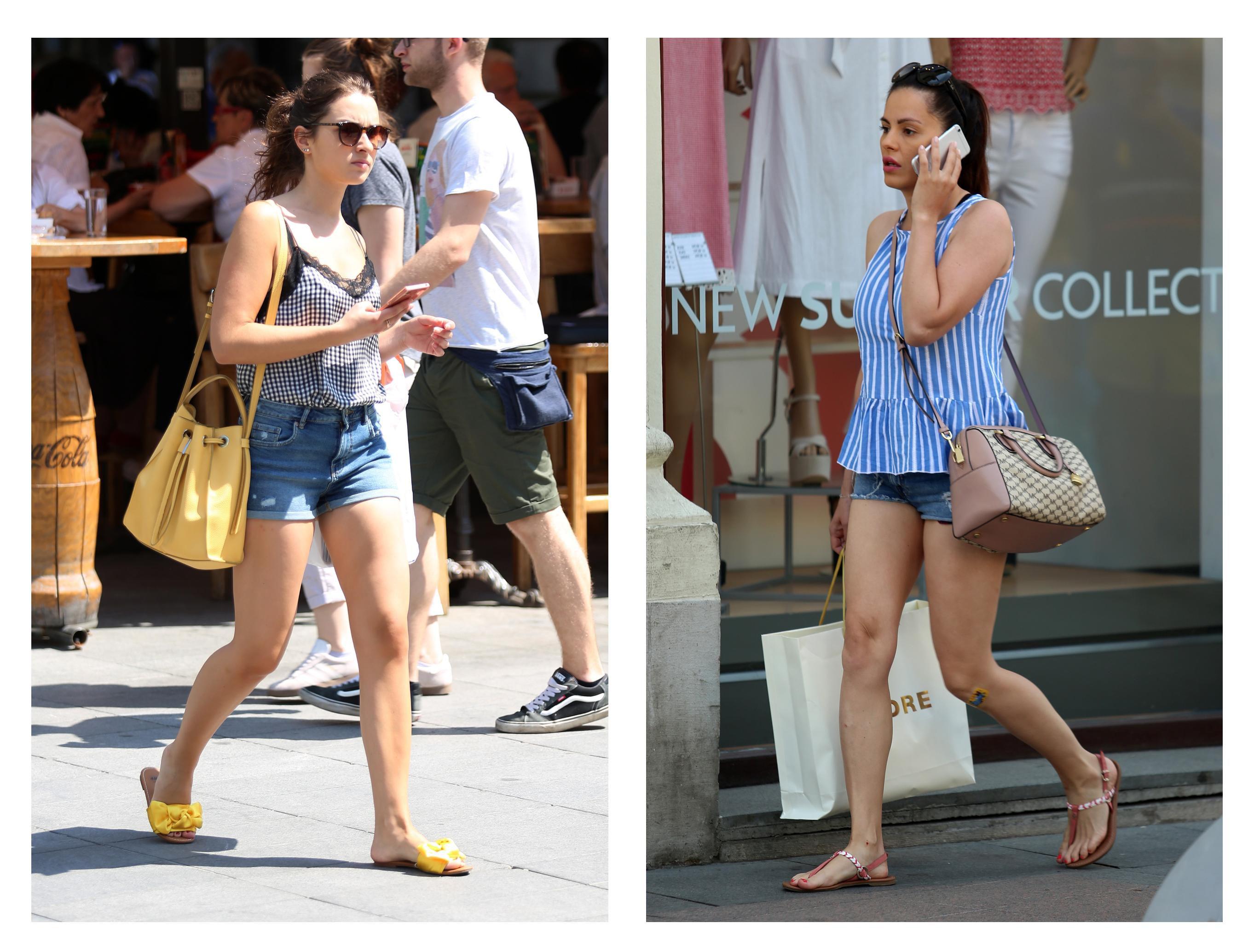 Vruće hlačice okupirale su špicu: Pogledajte koja ih djevojka bolje nosi