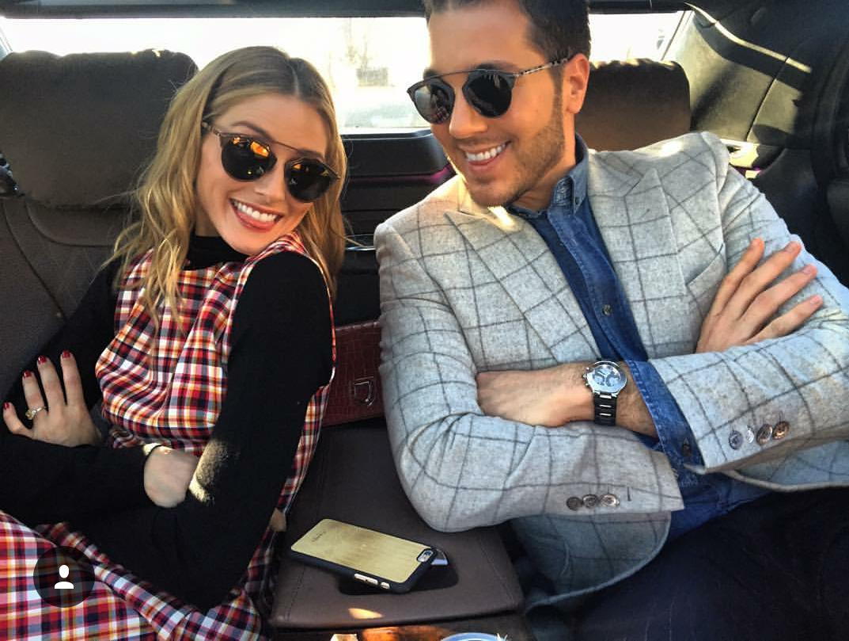 Želimo sunčane naočale kakve nosi Olivia Palermo