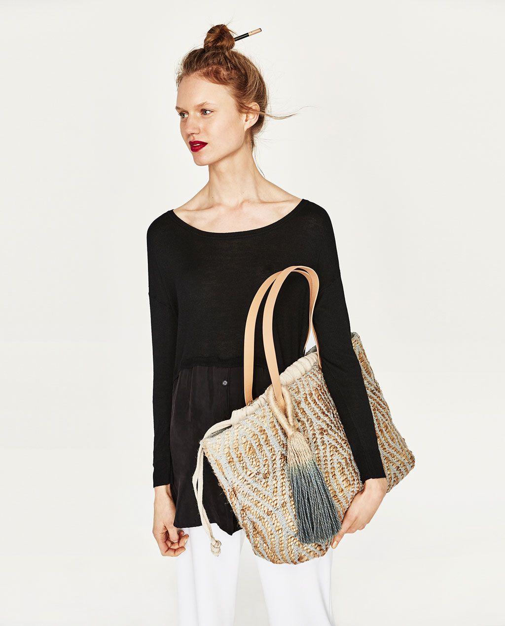 Pletene torbe - najbolji ljetni saveznik