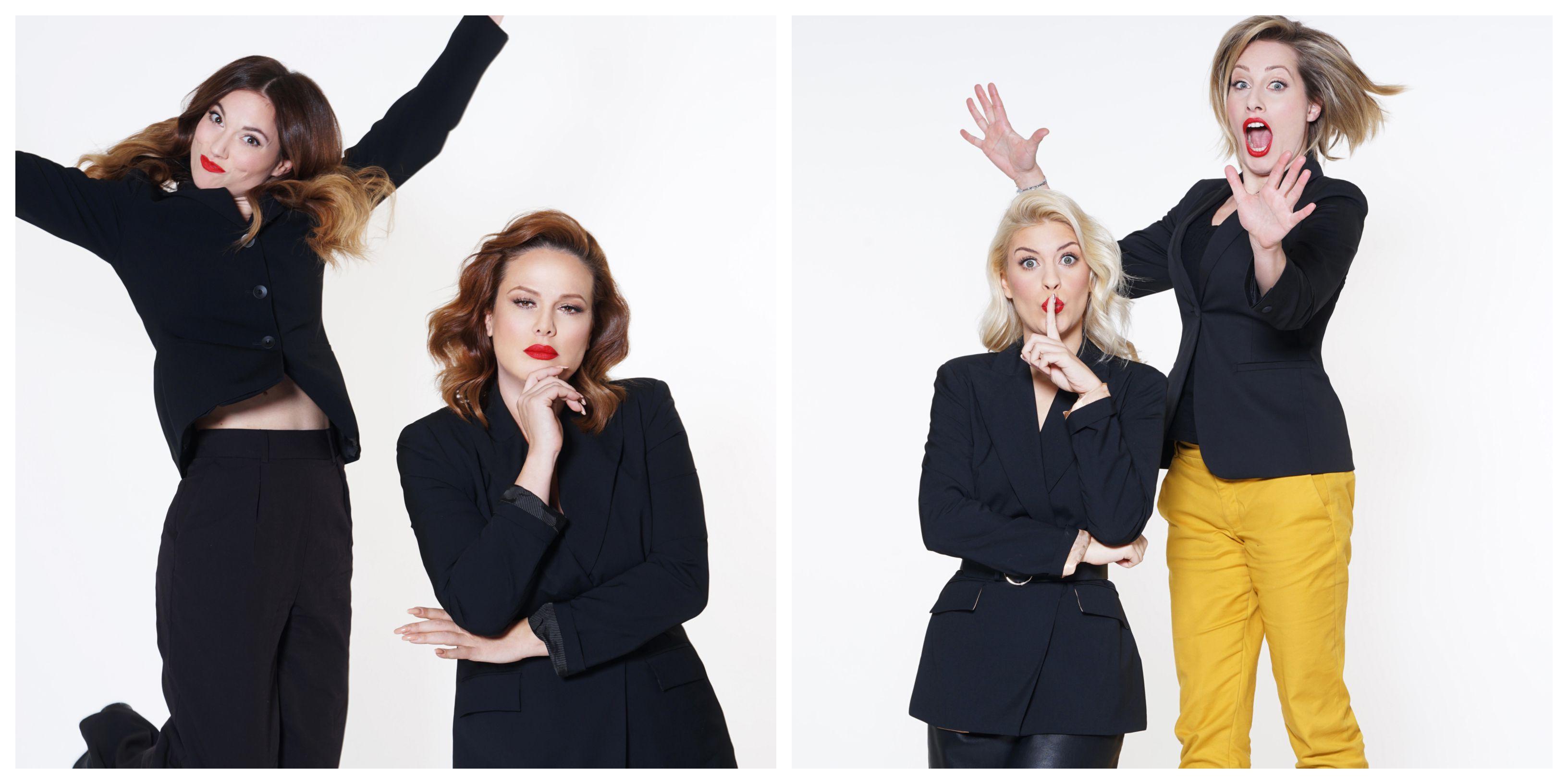 Četiri talentirane glumice o svemu, od seksa do borbe za ženska prava