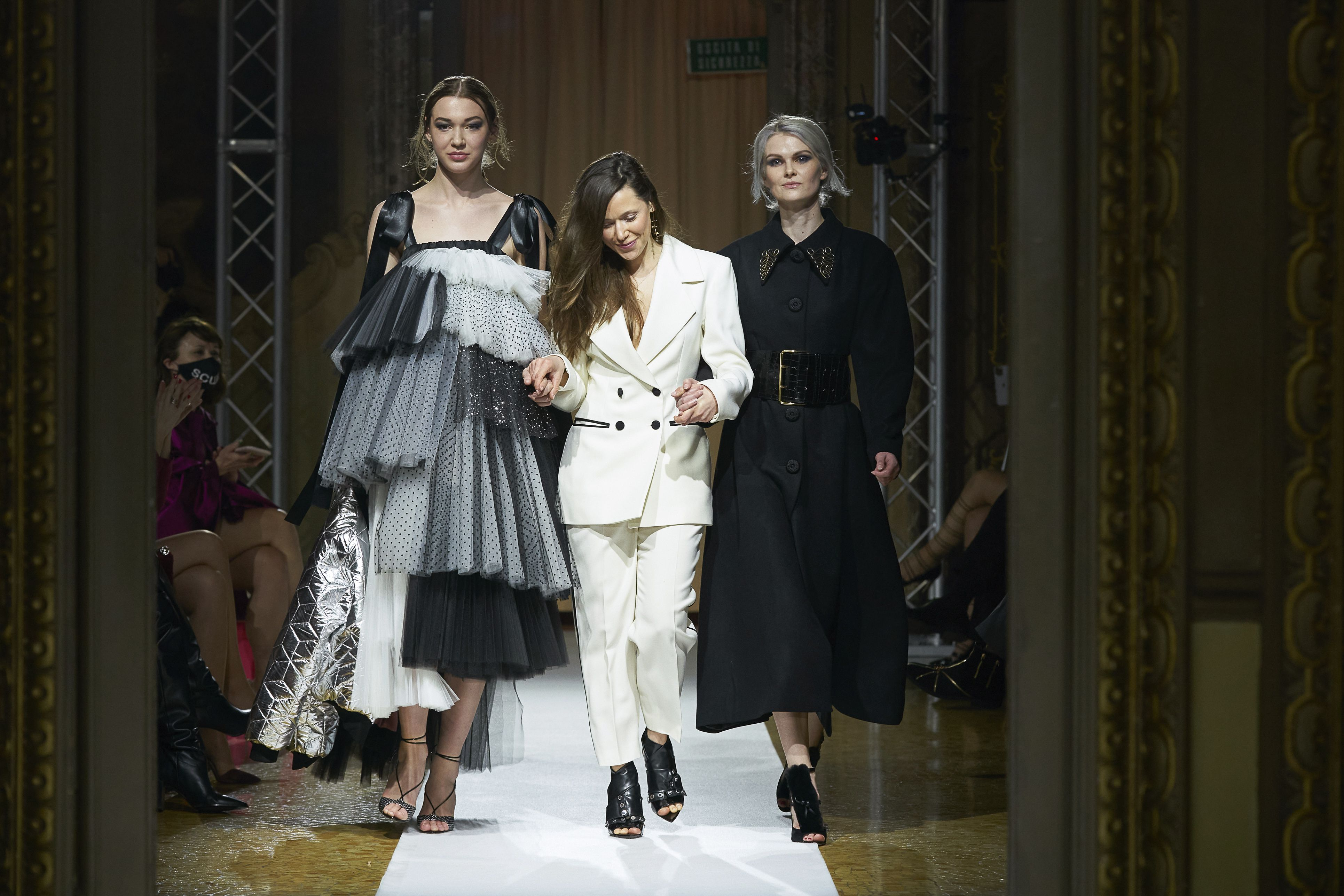 Dizajnerica Lana Puljić iz brenda Lokomotiva predstavila kolekciju na Tjednu mode u Milanu
