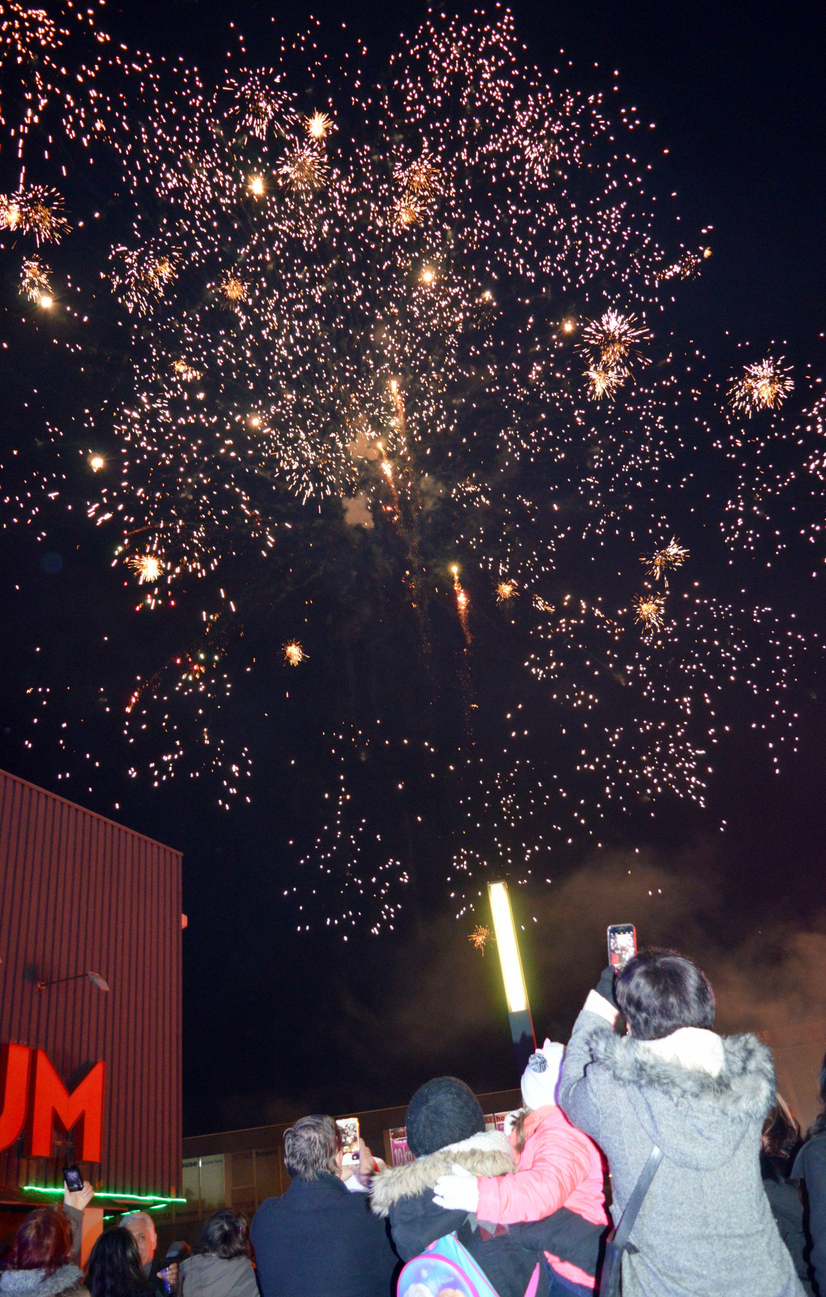 Beli Manastir dočekao Novu godinu s punim kapacitetima