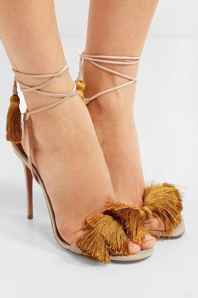 Što je novo u svijetu visoke mode? Najljepše dizajnerske sandale