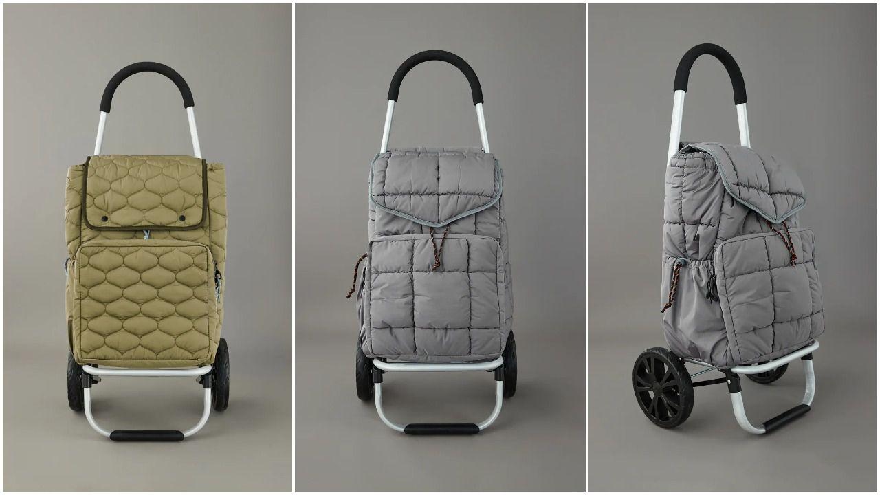 Zara iznenadila ponudom: U novu kolekciju dodali su - kolica za kupovinu!