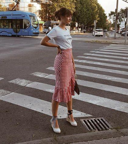 Cure ovu divnu suknju obožavaju - pronašli smo gdje možete kupiti sličnu!