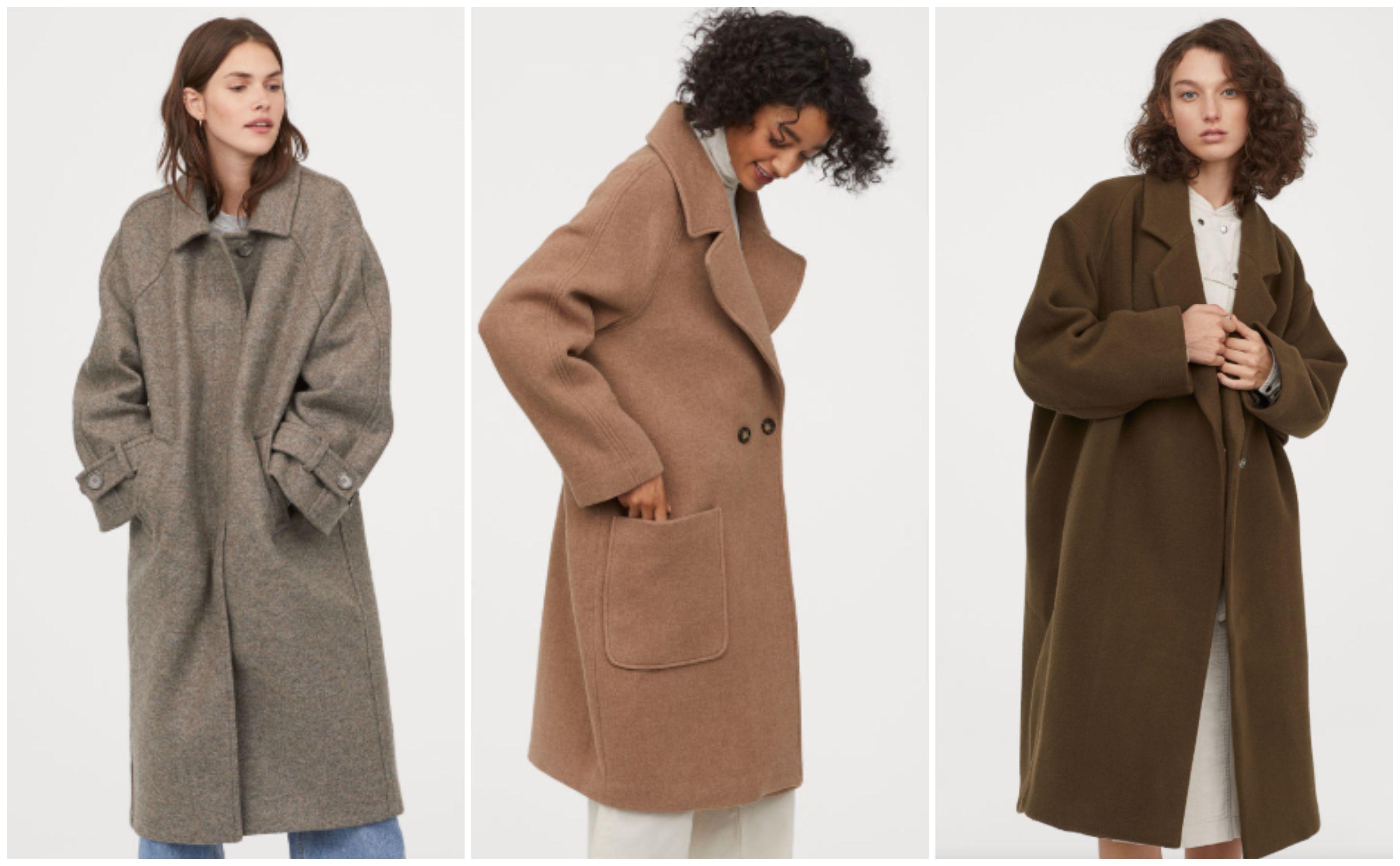 U predimenzioniranim kaputima nema zime! Izdvojili smo fantastične modele iz ponude!