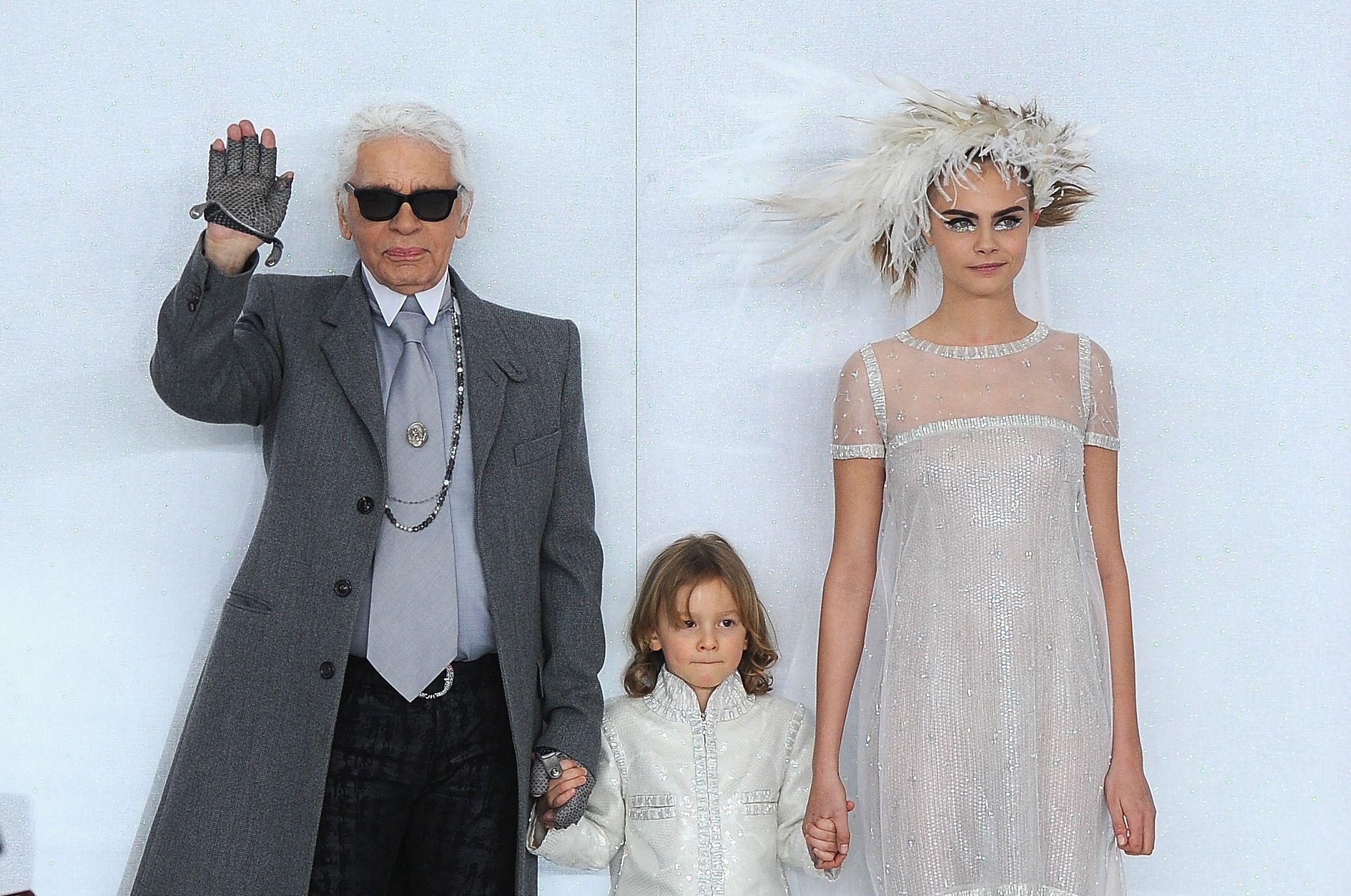 Karl Lagerfeld predstavio kolekciju za djecu