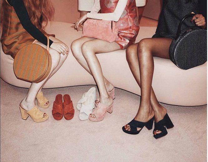 Svi vole novu kolekciju cipela Mansura Gavriela