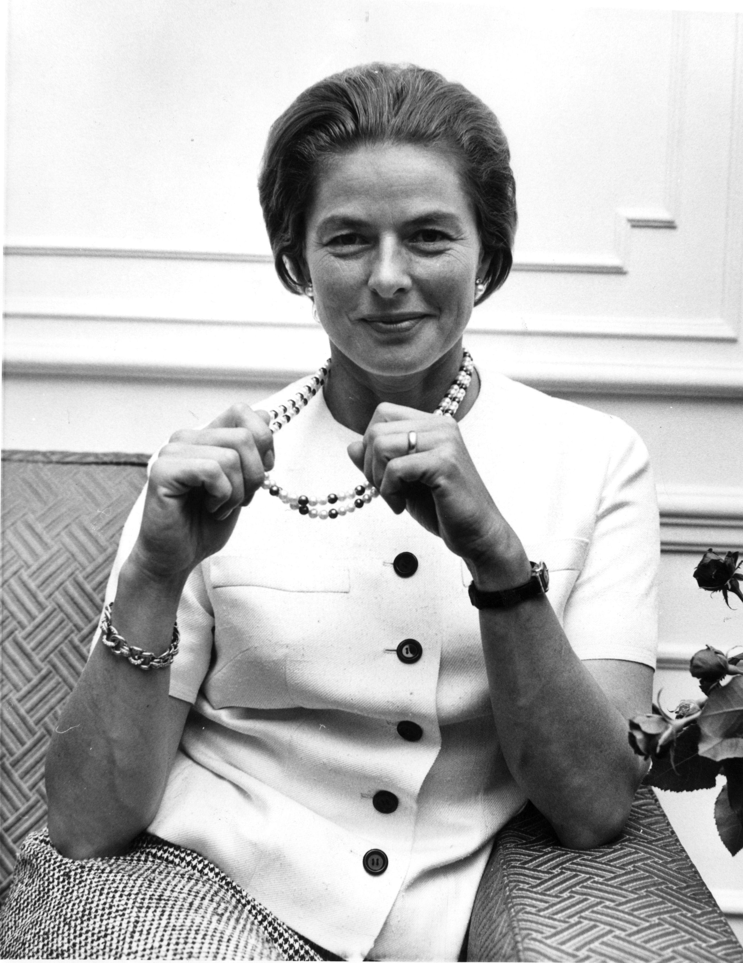 Rođena je Ingrid Bergman