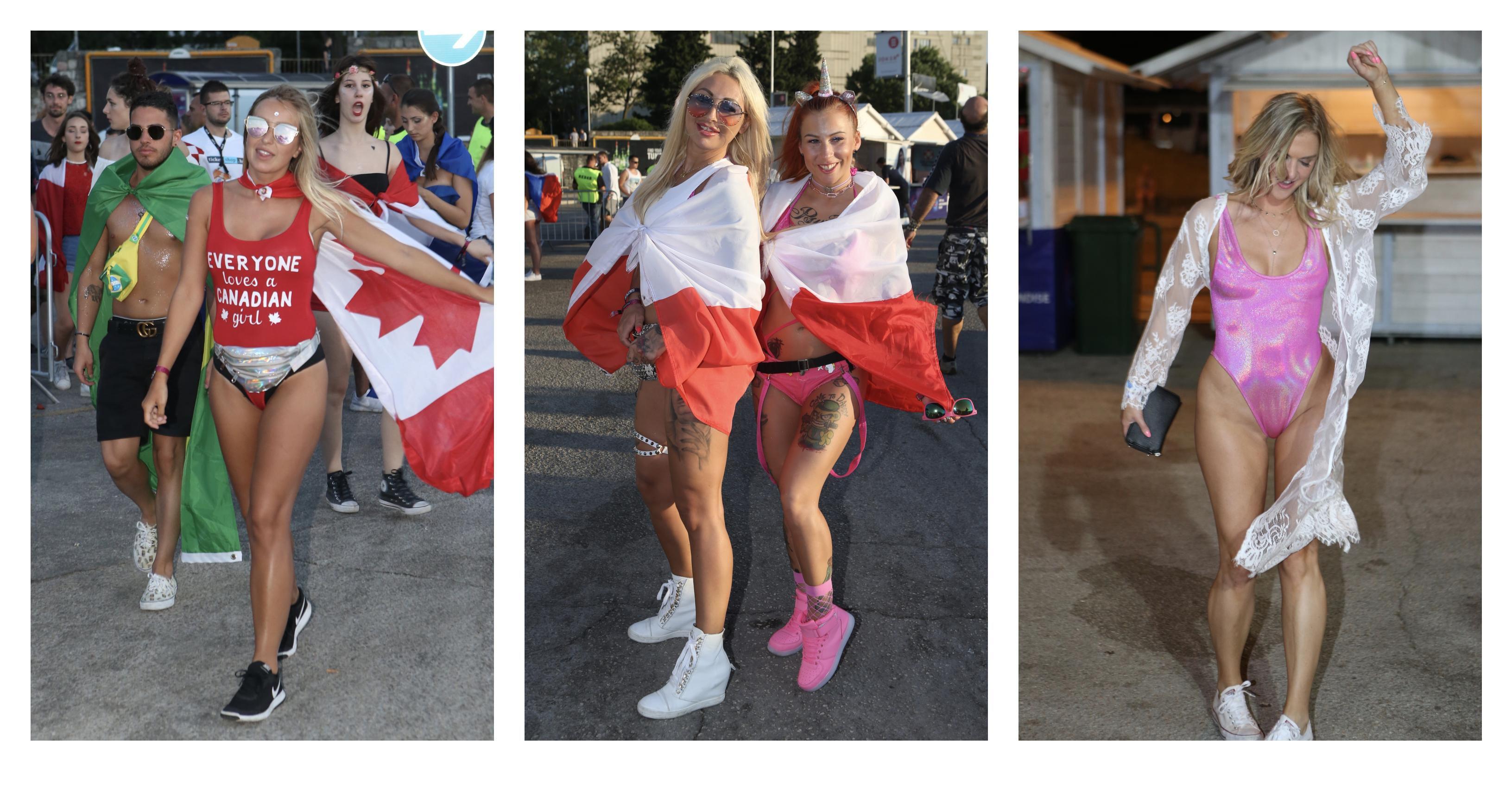 """Zastave i kupaći kostimi - dva najpoularnija """"odjevna"""" komada među posjetiteljima Ultre"""