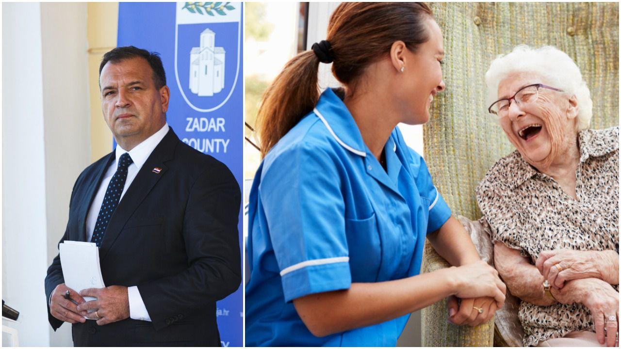 """Ministar Beroš zahvalio medicinskim sestrama: """"Rade danonoćno, ne staju, na prvoj su crti..."""""""